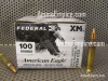 500 Round Case of 223 Rem 55 Grain FMJ Federal American Eagle Ammo - AE223BLX - Free Shipping