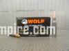 500 Round Case of 308 Win 145 Grain FMJ Wolf Ammo For Sale With Free Shipping Steel Case Non-Corrosive Made in Russia