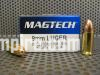 1000 Round Case of 9mm Luger 124 Grain FMJ Magtech Ammo - 9B - FREE SHIPPING