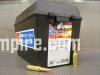 200 Round Plastic Can - 6.5 Grendel 123 Grain BTHP Hornady American Gunner Ammo - 81511 - FREE SHIPPING