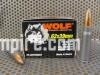 1000 Round Case of Wolf 7.62x39 Soft Point 154 Grain Non-Corrosive Made at UCW