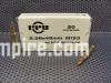 1000 Round Case of 5.56mm M193 Prvi Partizan 55 Grain FMJ Ammo - PPN5561 - Free Shipping
