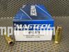 1000 Round Case of 40 cal SW 180 Grain Jacketed Hollow Point Magtech Ammo