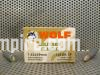 1000 Round Case of 7.62x39mm 124 Grain Soft Point Steel Case Wolf Military Classic Ammo With Free Shipping