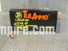 1000 Round Case of 7.62x39 122 Grain Steel Case Hollow Point Tula Ammo Free Shipping - UL076212